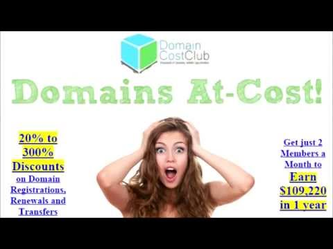 Domain Cost Club Reviews - Earn Huge Income with Domain Cost Club