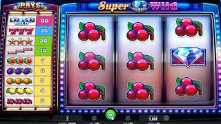 Игровой автомат Super Diamond Wild (iSoftBet)