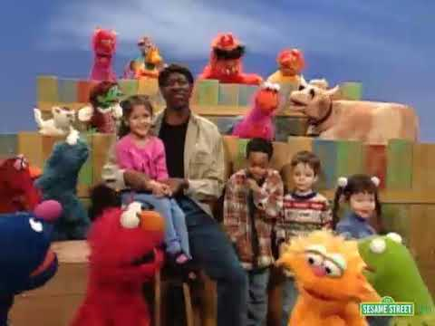 Sesame Street   Everybody Be Yo Self