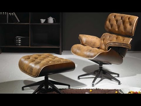 EAMES LOUNGE CHAIR | EAMES LOUNGE CHAIR REVIEW | EAMES LOUNGE CHAIR AND  OTTOMAN