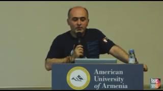 Ինչպես չդառնալ զոմբի: Samvel Martirosyan