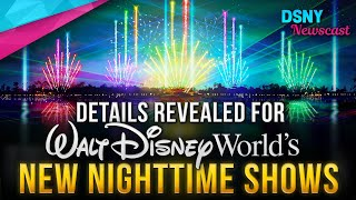 NEW DETAILS for Nighttime Shows Coming To Walt Disney World  - Disney News - 4/09/19