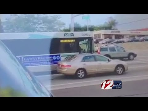RIPTA Driver Arrested After Confrontation on Street