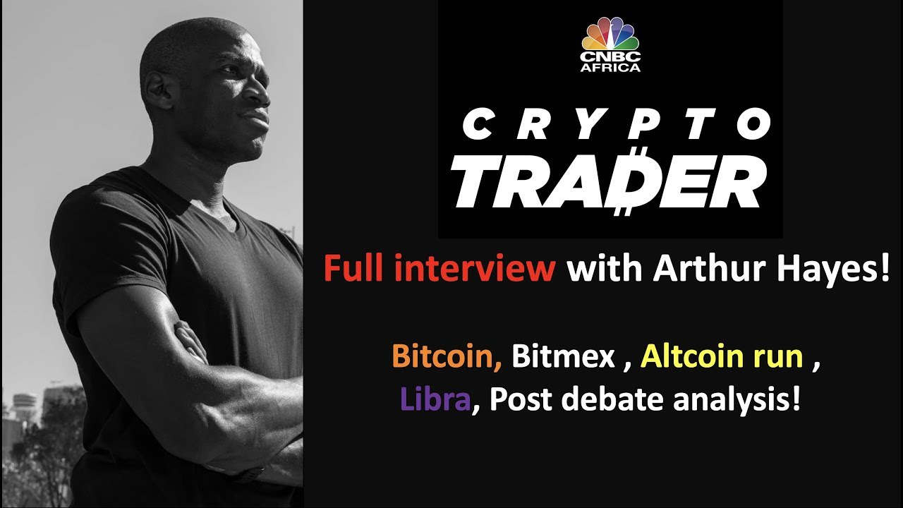 Arthur Hayes On Bitcoin, Bitmex And Nouriel Debate! - CoinGecko TV
