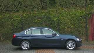 Essai BMW Serie 3 320d Luxury 2012