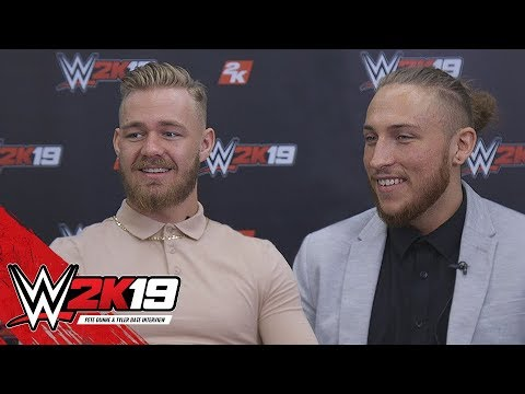 WWE 2K19: Pete Dunne & Tyler Bate Talk WWE...