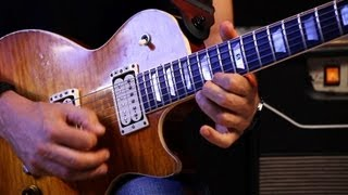 How to Speed Pick   Heavy Metal Guitar