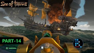 SEA OF THIEVES | WE GOT ATTACKED SO MANY TIMES BUT WE DESTROYED THEM ALL#14