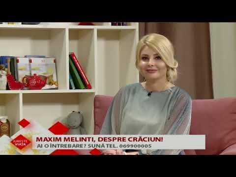 Iubește Viața / Maxim Melinti şi Sfaturi De La Psihologul Ina Crasnojon / 11.12.19 /