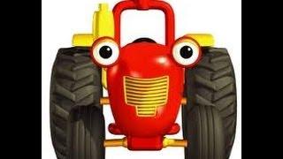 Kleine rode Tractor - Een drukke dag