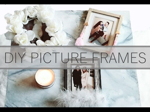 Diy Picture Frames Trendy Affordable Valentines Day Gift Ideas