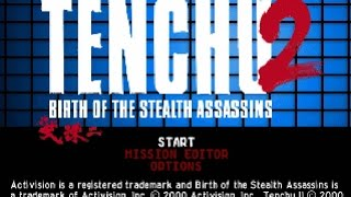 PSX Longplay [236] Tenchu 2: Birth of the Stealth Assassins (a) (part 1 of 3) Ayame