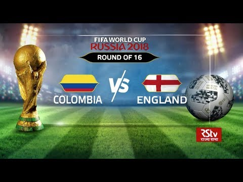 FIFA World Cup 2018 : Colombia vs England preview