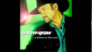 Watch Tim McGraw A Place In The Sun video
