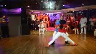 """Fuego Y Hielo Dance Company performs """"Tumbao Africano"""""""