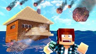 Minecraft: NOVOS DESASTRES NO SEU MUNDO DE MINECRAFT !!