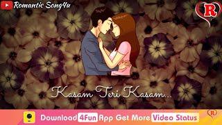 Tere Dil Mein Rahenge Tujhko Apna Ghar Bana Lenge | Latest Whatsapp Status | Romantic Song4u