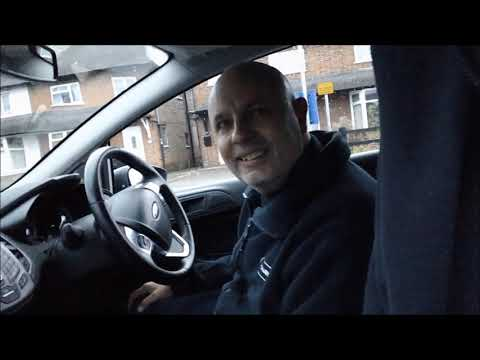 Crazy Man Blocks My Driveway Drive Then Says It's Not Illegal To Block Driveways, UK, Road Rage.