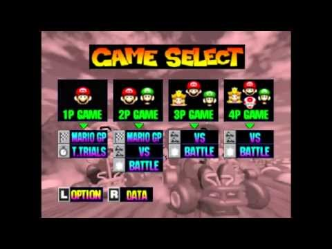 Mario Kart 64 - รีวิวมาริโอคาร์ท 64 เกมแข่งรถสุดมันส์...!!