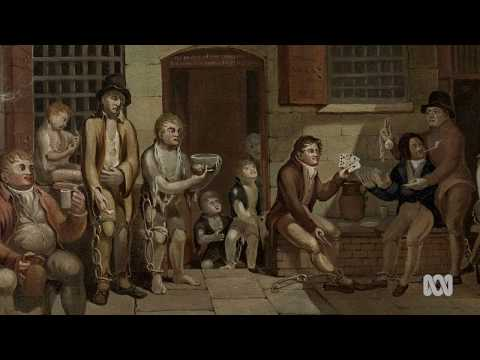 Child Convicts Of Australia - Chapter 1 Transportation And The First Fleet