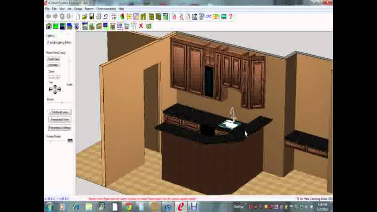 Cabinet design software youtube - Wood cabinet design software ...