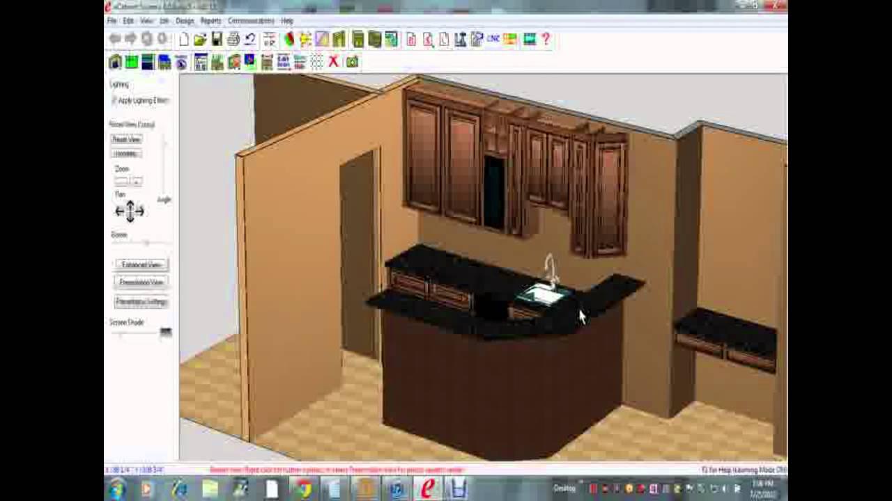 kitchen cabinet software pendant lights design youtube
