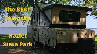 Best Campsite at Hażlet State Park - Park Travel Review
