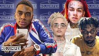 Soulja Boy on Lil Pump, 6ix9ine and The New Generation of Soundcloud Rappers