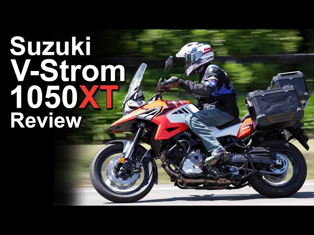 2020 Suzuki V-Strom 1050 XT Review | Affordable Big-Bore Adventure