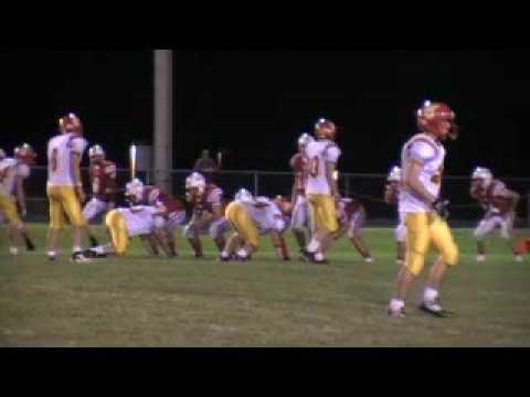 Union Local vs. Indian Creek High School Football