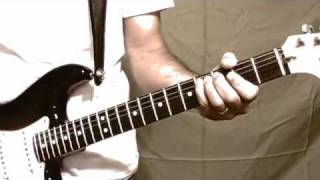 Day Of The Eagle -Robin Trower (guitar cover)