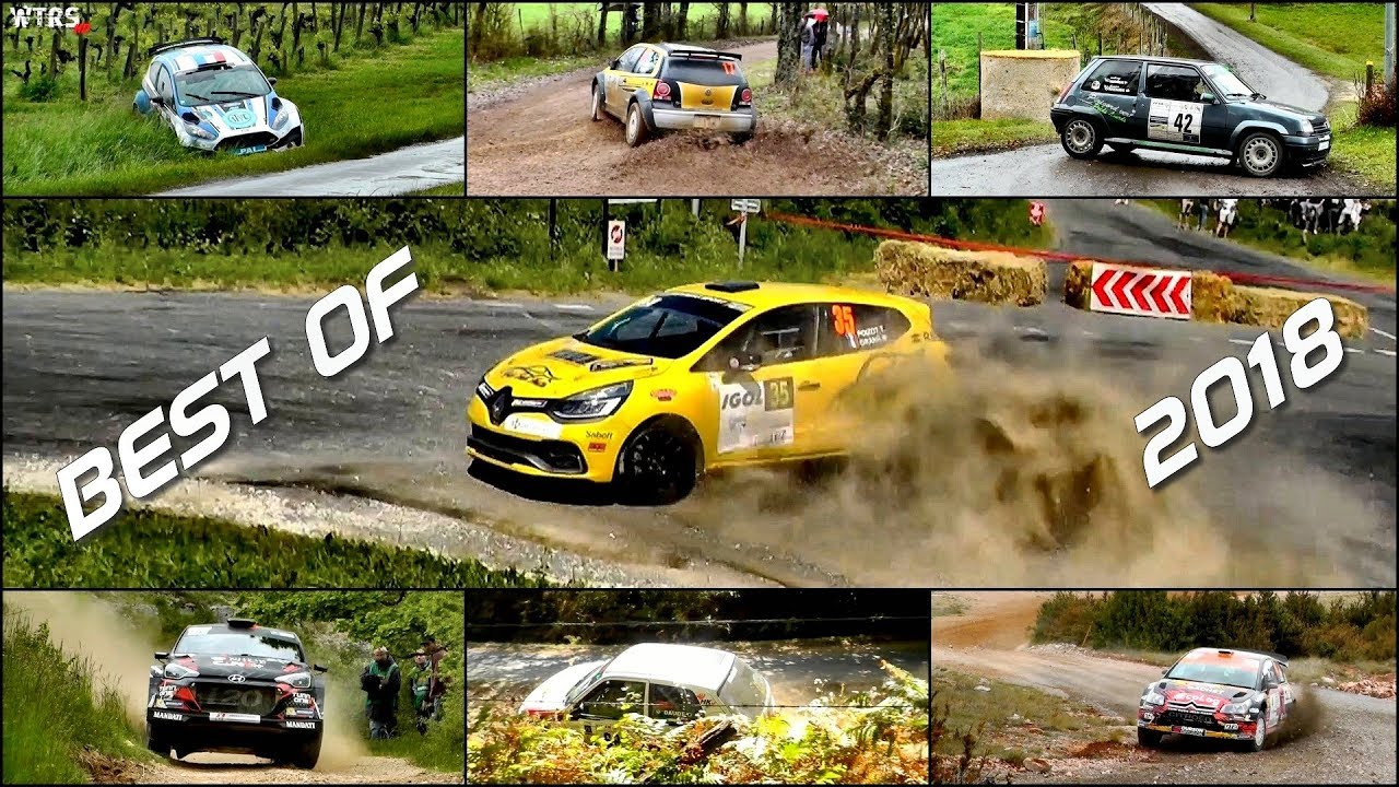 best of rallye 2018 on the limit crash show hd by wtrs youtube. Black Bedroom Furniture Sets. Home Design Ideas
