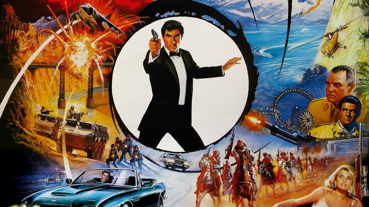 The Living Daylights (1987) Movie Review - YouTube