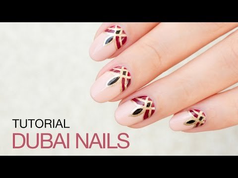 Dubai Nails - Tutorial || SoNailicious