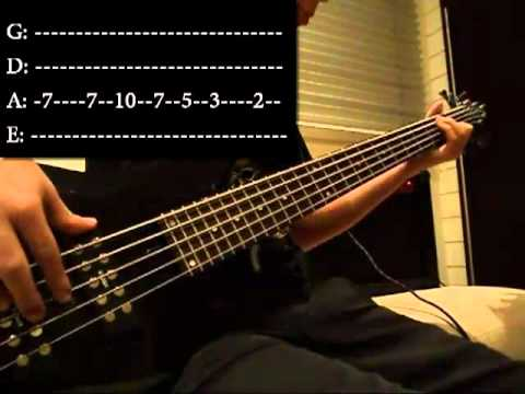 Guitar chords seven nation