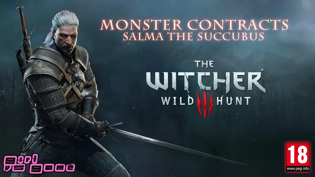 witcher 3 succubus salma