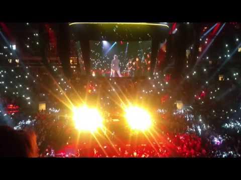 Marc Anthony opening Show Madison Square Garden