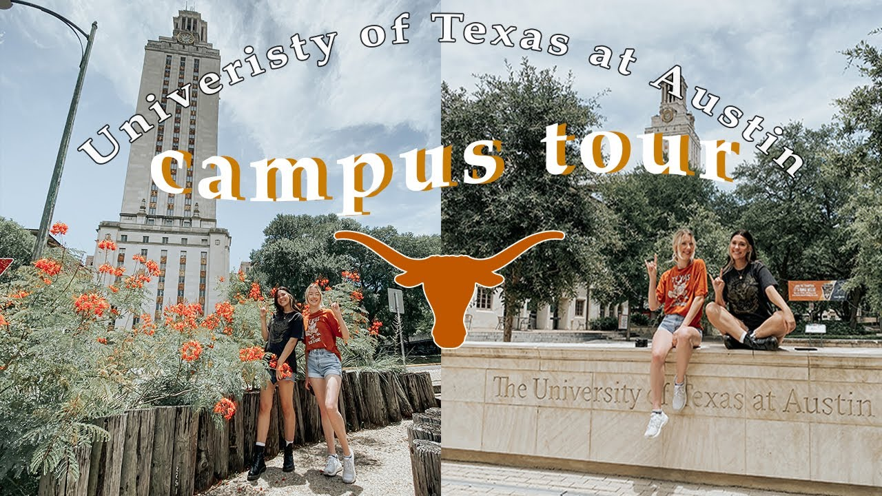 Download Campus Tour of The University of Texas at Austin #utaustin