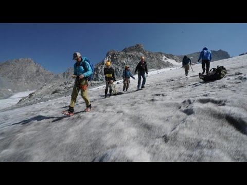 Wyoming Chronicle - Interdisciplinary Climate Change Expedition
