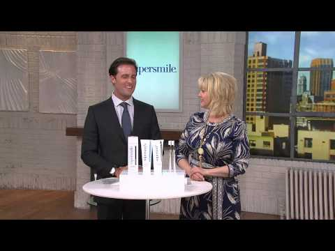 Supersmile Super-size Teeth Whitening Toothpaste with Mary Beth Roe