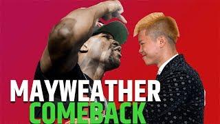 Warum Floyd Mayweather gegen den besten Kickboxer kämpfen MUSS?!