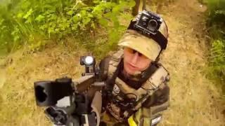 Airsoft 4.BRN - Capture The Flag (WE SCAR & KAC PDW GBBR)