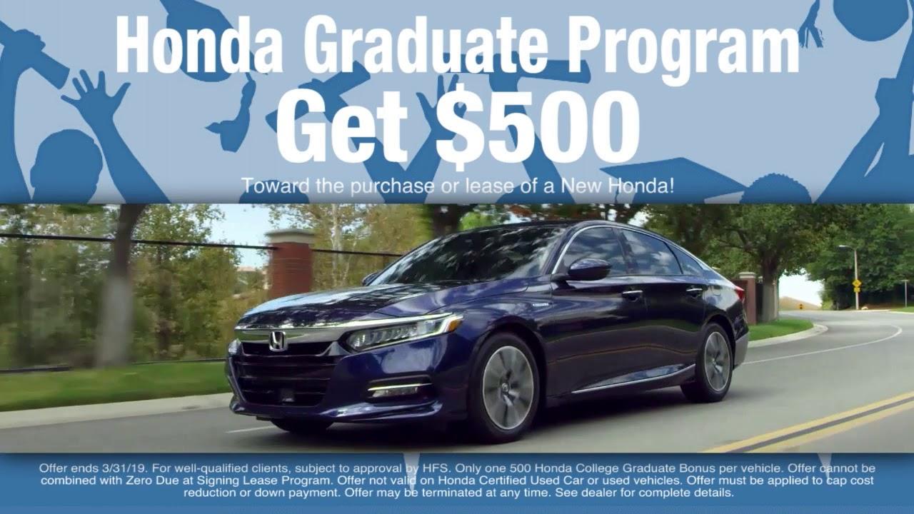 Honda Capitol Heights >> 500 Honda College Graduate Bonus Honda Of Capitol Heights Pohanka Washington Dc Honda Dealer Md