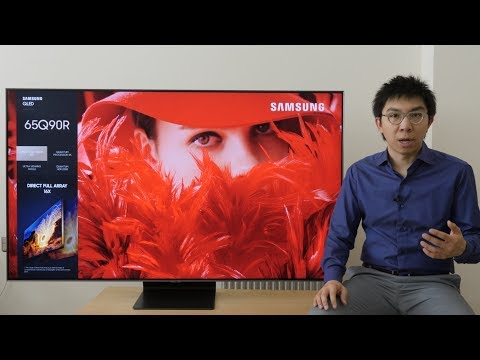 Samsung Q90R (Q90) 4K QLED TV Review