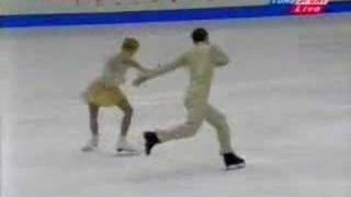 Elena Berezhnaya & Anton Sikharilidze 1998 Euros SP