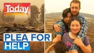 Vic dairy farmers desperate for help   Today Show Australia