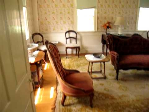Inside The Old Farmhouse You