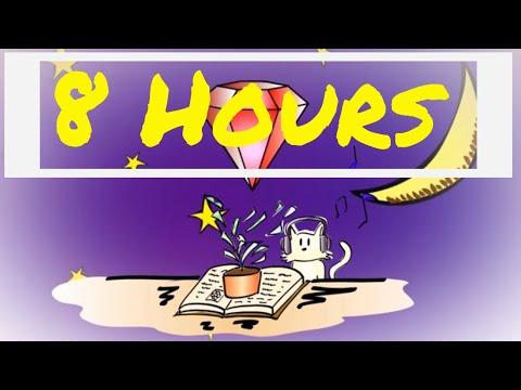 8 HOUR LONG Study Music: Relaxing Music, Healing Music, Sleep Music, Classical Music, Piano Music