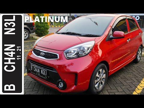 In Depth Tour Kia Picanto Platinum [TA] (2016) - Indonesia