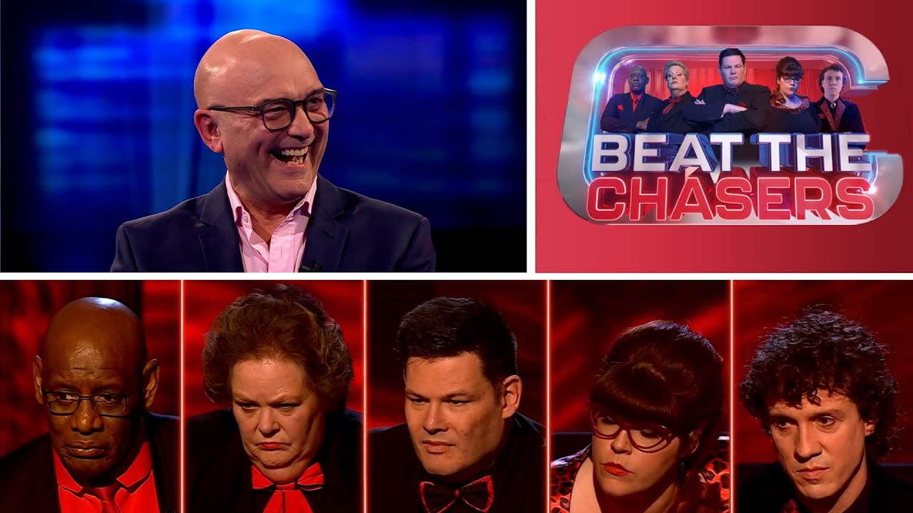 Gregg Wallace BEATS Five Chasers And Wins An Amazing £50,000   Beat The Chasers